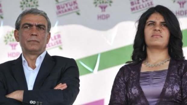 HDP'li Dilek Öcalan ve İbrahim Ayhan için yakalama kararı çıktı