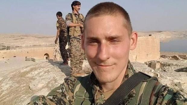 Kürtlerin safında savaşan İngiliz, IŞİD'in eline geçmemek için intihar etti