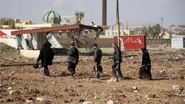Musul'da hayatını kaybedenler iki kez toprağa veriliyor