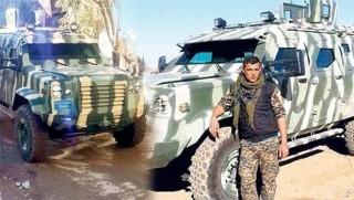 YPG'den ABD'nin verdiği zırhlı araçlarla ilgili açıklama