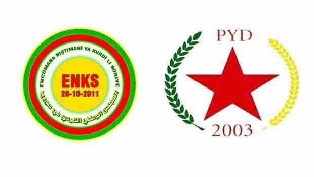 ENKS: İrademizi PYD'ye teslim etmeyeceğiz