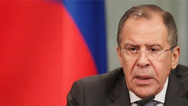 Lavrov'dan Suriye'de güvenli bölge açıklaması