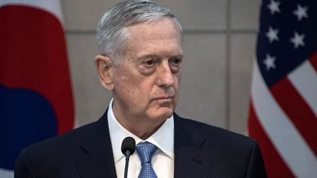 ABD Savunma Bakanı Mattis: İran terörizmin en büyük sponsoru