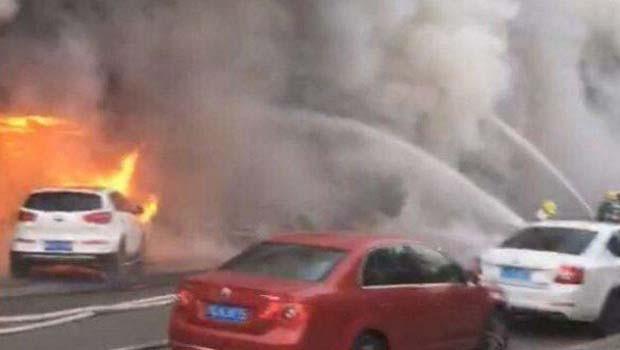 Masaj salonunda yangın: 18 ölü