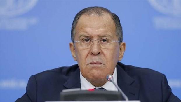Lavrov'dan Suriye açıklaması!