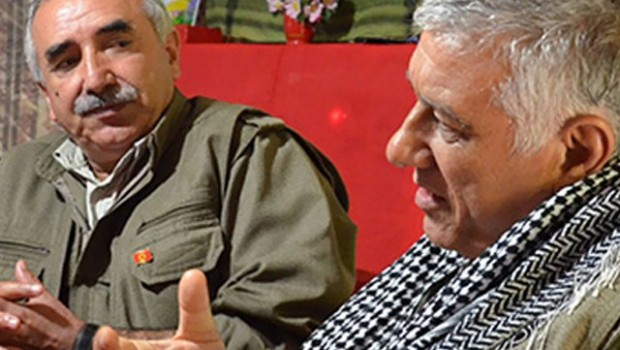 Murat Karayılan ile Cemil Bayık arasında çelişki