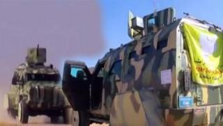 ABD'den YPG'ye ikinci parti zırhlı araç