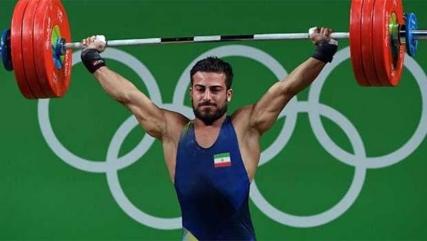 Kürt halterci dünyanın en iyisi seçildi