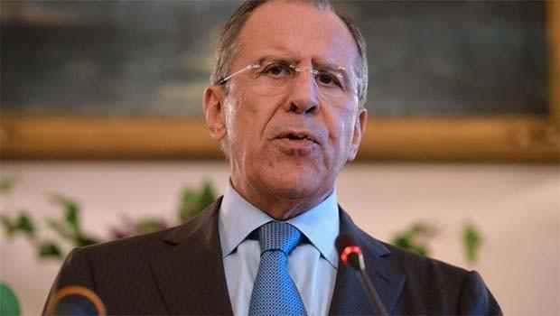 Lavrov: Suriye'de Kürt Sorunu Kilit Önem Taşıyor