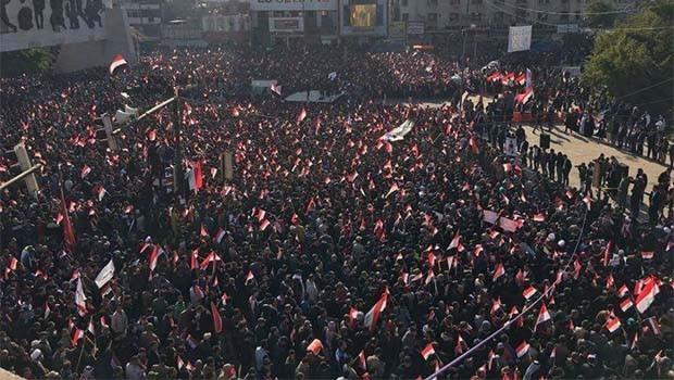 Irak karıştı: Ölü ve yaralılar var