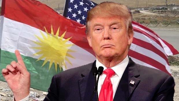 PDK-İ'den Trump'a İran desteği