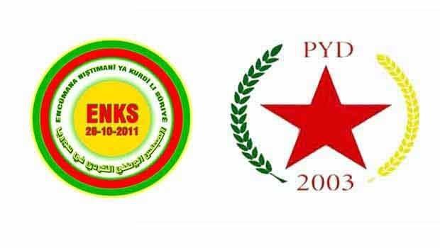ENKS'den PYD'ye Ortaklık Şartı
