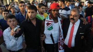 Fildişi Sahilli futbolcu: Cizre'yi Rize sandım