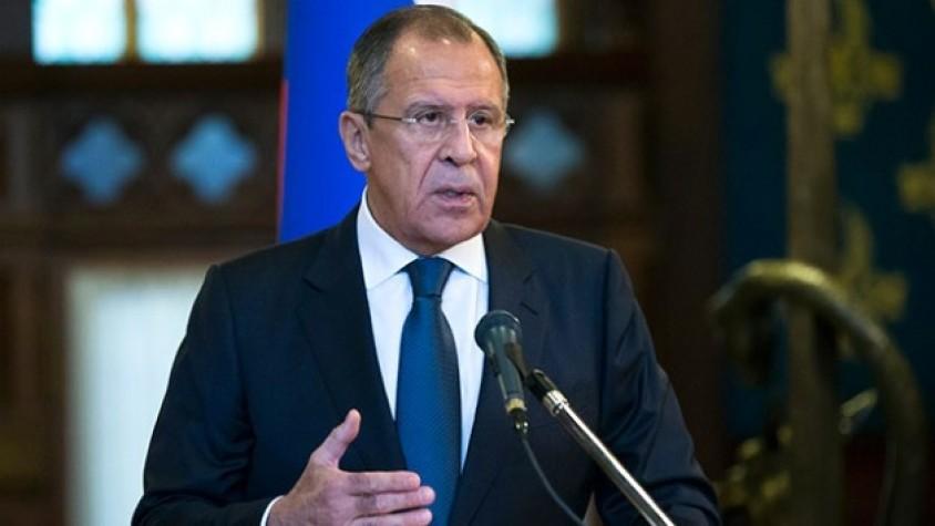 Lavrov: Rusya, ABD'yi Astana'daki Suriye Görüşmelerine Davet Etti