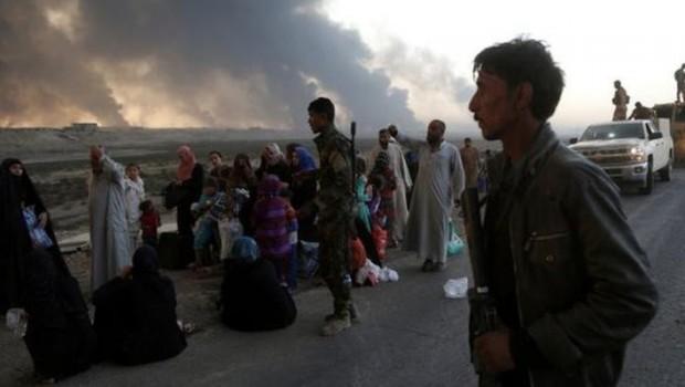 Musul'da IŞİD saldırısı