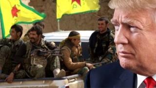 Trump, güvenli bölgeyi YPG ile oluşturabilir!