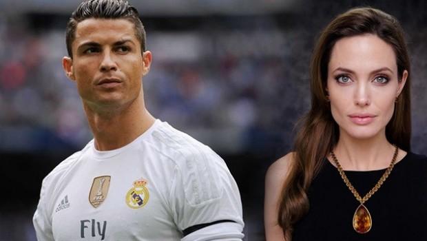 Angelina Jolie ile Cristiano Ronaldo Antep'te çekilecek dizide rol alacak