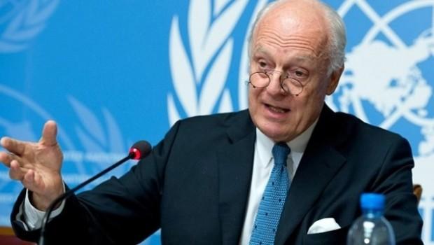 BM Suriye Özel Temsilcisi: Suriye savaşı 2017'de bitecek