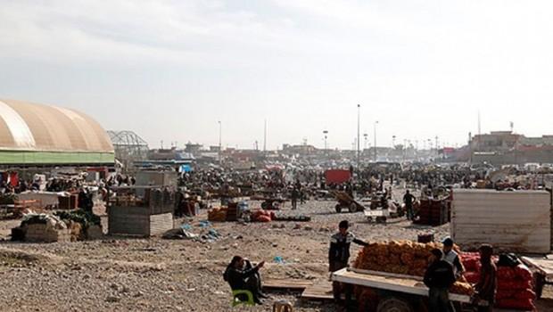 IŞİD halk pazarına saldırdı: 3 ölü, 4 yaralı