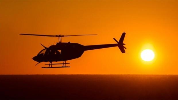 Rojava'ya savaş helikopterli saldırı