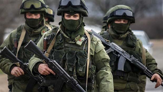 Rus ordusuna ani talimat: Savaş durumuna geçin!