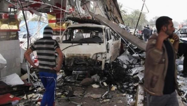 Bağdat'ta bir bombalı araç saldırısı daha: 8 ölü 40 yaralı