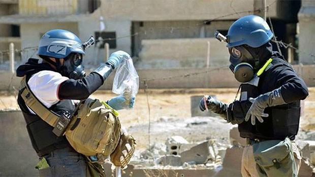 Kürdistan'da Saddam'dan kalma kimyasal başlıklı bombalar bulundu