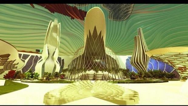 Birleşik Arap Emirlikleri, Mars'ta 'şehir kurmayı' amaçlıyor!