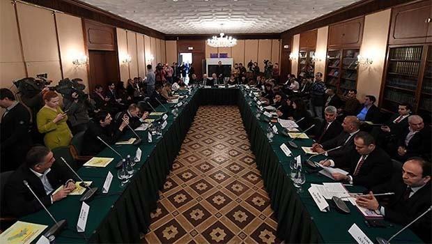 PYD öncülüğünde düzenlenen Kürt konferansında 'federalizm' çağrısı