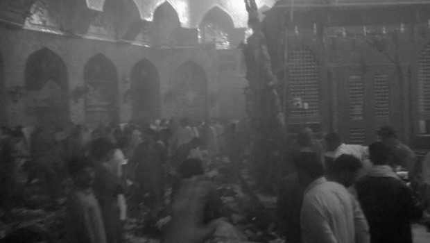 Pakistan'da türbede patlama: 50 ölü