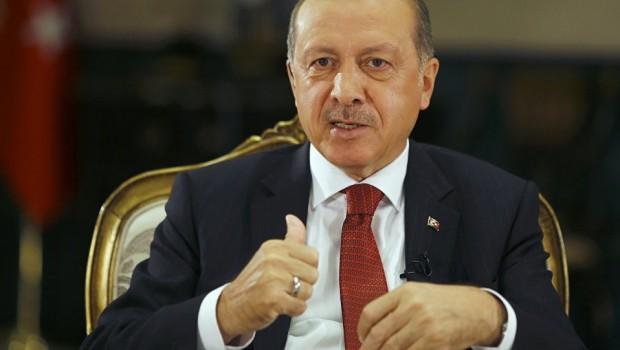 Erdoğan'dan Menbiç ve Güvenli bölge açıklaması