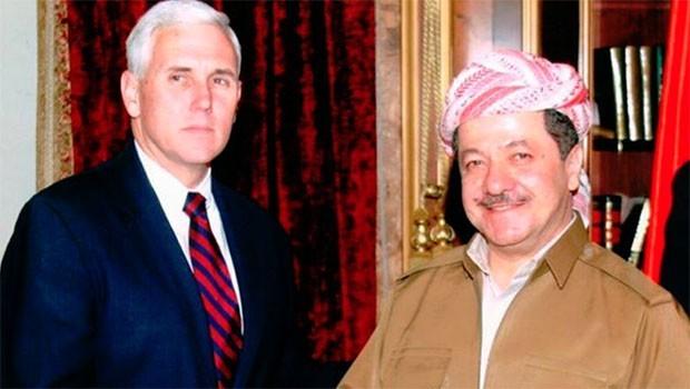 Başkan Barzani, ABD Başkan Yardımcısı ile görüşecek