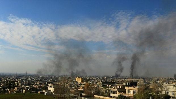 Musul'da IŞİD'in komuta merkezi imha edildi