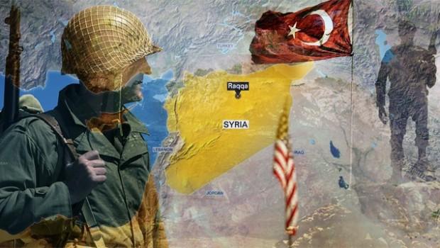 Türkiye'nin ABD'ye sunduğu iki Rakka planı