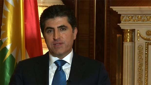 Başbakan Barzani Lübnan'a gitti