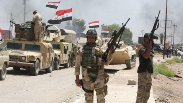 Irak ordusu Musul'un batısı için harekata geçti