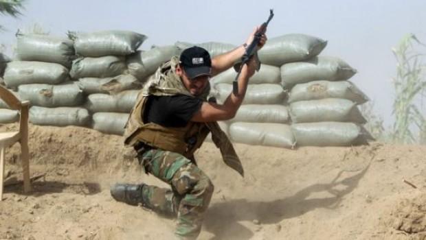 IŞİD ile Heşdi Şabi arasında çatışma: 59 ölü