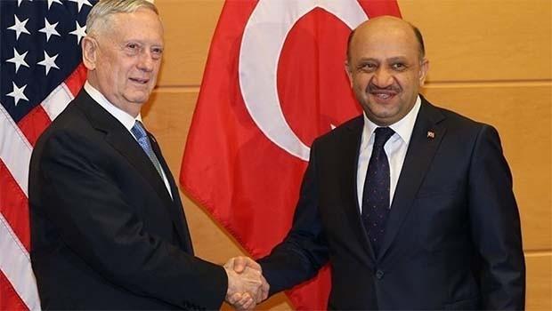Işık: 'ABD Savunma Bakanı, PYD kantonları birleştiremez' dedi