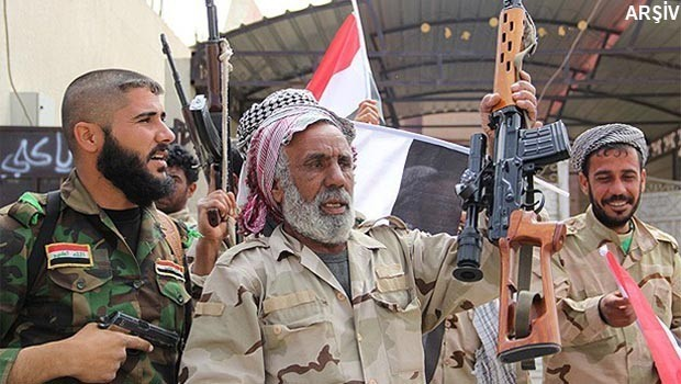 Peşmerge: Haşdi Sabi'nin amacı Kürdistan'a saldırmak