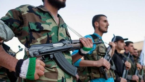 Arap Basını: Suriye'nin kuzeyinde Türkiye destekli 'milli ordu' kuruluyor