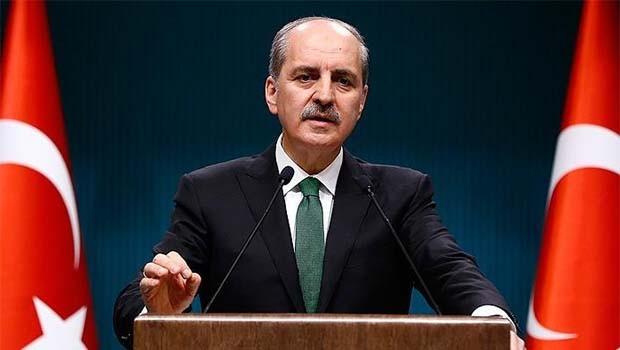 Kurtulmuş: 80 milyonluk Türkiye mi, birkaç bin militanı sahip PYD mi?