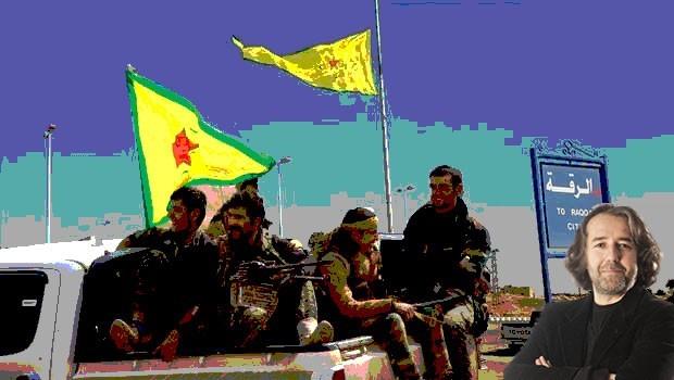 YPG'den flaş iddia: ABD, Türkiye'siz Rakka Operasyonu planlıyor!
