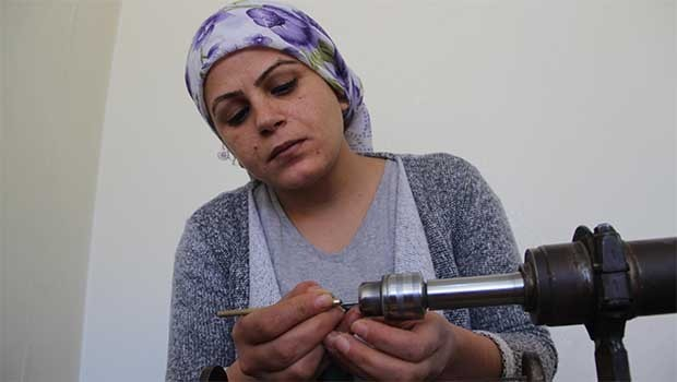 Diyarbakır'da üretiyor Fransa ve Dubai'ye satıyor