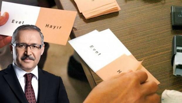 Selvi: AK Parti'den Referandumda Kürtlere yönelik yeni bir yaklaşım