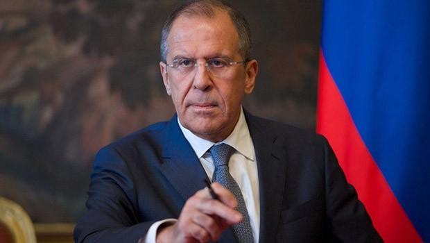 Lavrov: Kürtler Suriye Barış Görüşmelerine Dahil Edilmeli