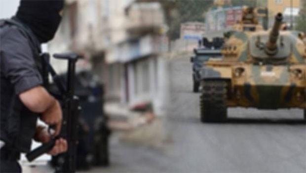Mardin'de iki mahallede sokağa çıkma yasağı