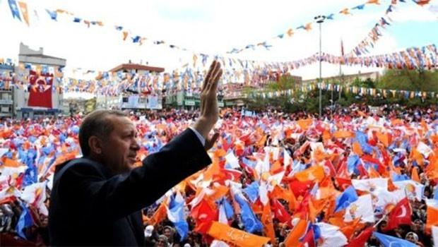 Ak Parti'den Kürtçe 'evet' şarkısı