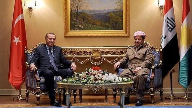 Başkan Barzani, Erdoğan ile pazar günü bir araya gelecek