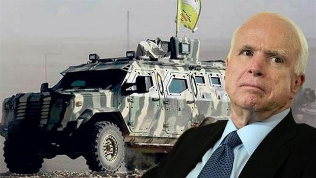QSD: ABD'li senatörden ağır silah desteği sözü aldık!