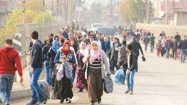 Şırnak'ta 20 bin seçmenin durumu belirsiz